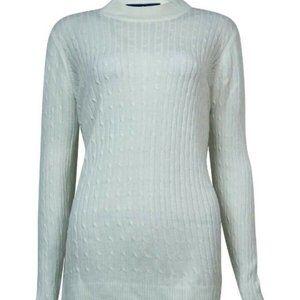 Karen Scott Women Thin Mock Turtleneck Sweater XL